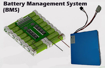 BMS LifePO4 battery management system